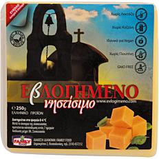 Τυρί φυτικό ΕΒΛΟΓΗΜΕΝΟ νηστίσιμο (250g)