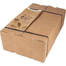 Χαρτοσακούλες κραφτ με εσωτερική επένδυση αλουμινίου, grill 12,5x28cm (5kg)