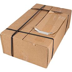 Χαρτοσακούλες κραφτ με εσωτερική επένδυση αλουμινίου 12,5x26cm (5kg)