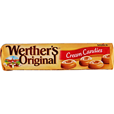 Καραμέλες WERTHER'S Original βουτύρου (50g)