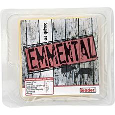 Τυρί LEADER emmental σε φέτες (200g)