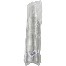 Ποτήρια πλαστικά Pet διαφανή 300ml (50τεμ.)