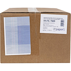 Τραπεζομάντηλα Fedra γαλάζια μπλε 1x1m (200τεμ.)