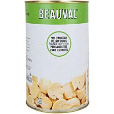 Κονσέρβα BEAUVAL μανιτάρια κομμένα (4kg)