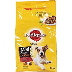 Τροφή PEDIGREE σκύλου με μοσχάρι και λαχανικά (1,4kg)