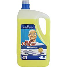 Καθαριστικό MR. PROPER για το πάτωμα με άρωμα λεμόνι, υγρό (5lt)