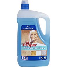 Καθαριστικό MR. PROPER για ευαίσθητες επιφάνειες, υγρό (5lt)