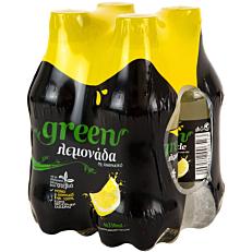 Αναψυκτικό GREEN λεμονάδα (4x330ml)