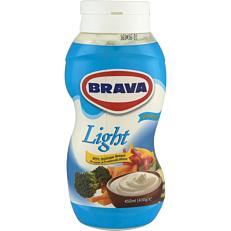 Μαγιονέζα BRAVA light (450ml)