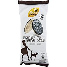 Ρυζογκοφρέτα GOOD FOOD σοκολάτα υγείας (70g)