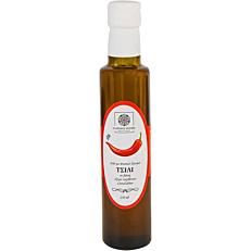 Ελαιόλαδο έξτρα παρθένο με άρωμα τσίλι (250ml)