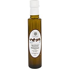 Ελαιόλαδο έξτρα παρθένο με άρωμα πιπέρι (250ml)