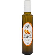Ελαιόλαδο έξτρα παρθένο με άρωμα πορτοκάλι (250ml)