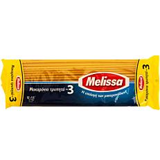 Μακαρόνια MELISSA τρυπητά Νο.3 (500g)