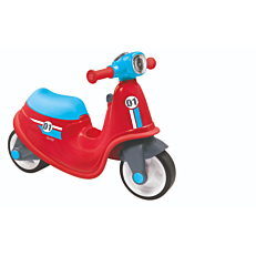 Scooter SMOBY κόκκινο