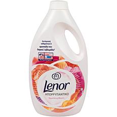 Απορρυπαντικό LENOR sparkling bloom πλυντηρίου ρούχων, υγρό (38μεζ.)