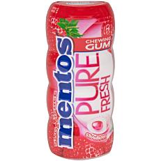 Τσίχλες MENTOS Pure Fresh φράουλα (33g)
