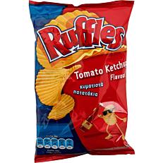 Πατατάκια RUFFLES ketchup (88g)