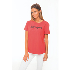 T-Shirt  γυναικείο κοντομάνικο (S-XL)