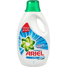 Απορρυπαντικό ARIEL ALPINE πλυντηρίου ρούχων, υγρό (42μεζ.)