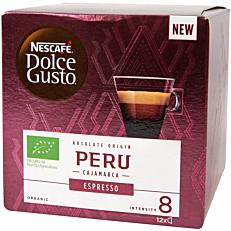 Καφές NESCAFÉ dolce gusto Peru σε κάψουλες (12x84g)