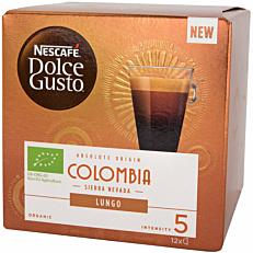 Καφές NESCAFÉ dolce gusto espresso Colombia lungo σε κάψουλες (12x84g)