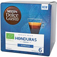 Καφές NESCAFÉ dolce gusto espresso Honduras σε κάψουλες (12x72g)