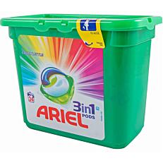 Απορρυπαντικό ARIEL 3 σε 1 πλυντηρίου ρούχων, σε υγρές κάψουλες (24τεμ.)