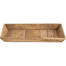 Ξύλινο σκαφάκι 49x20cm