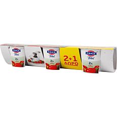 Γιαούρτι επιδόρπιο ΦΑΓΕ Total 2% με κεράσι (3x170g)