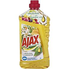 Καθαριστικό AJAX για το πάτωμα fete des fleurs με άρωμα πορτοκάλι, υγρό (1lt)