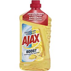 Καθαριστικό AJAX boost για το πάτωμα μαγειρική σόδα-λεμόνι, υγρό (1lt)