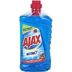Καθαριστικό και απολυμαντικό AJAX Ultra7 clean fresh, υγρό (1lt)