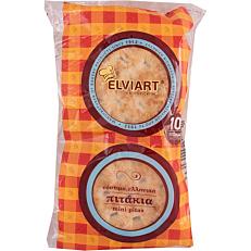 Πίτα ELVIART snack κατεψυγμένη (10τεμ.)