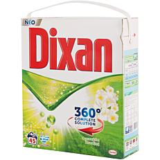 Απορρυπαντικό DIXAN φρεσκάδα άνοιξης πλυντηρίου ρούχων, σε σκόνη (45μεζ.)