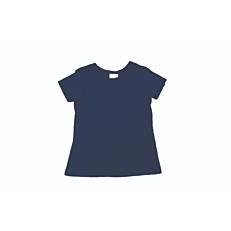 T-Shirt  ZEDEM γυναικείo κοντομάνικο φλάμμα μπλε (S-XXL)
