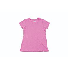 T-Shirt  ZEDEM γυναικείo κοντομάνικο φλάμμα ροζ (S-XXL)
