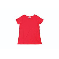 T-Shirt  ZEDEM γυναικείo κοντομάνικο φλάμμα κοραλί (S-XXL)