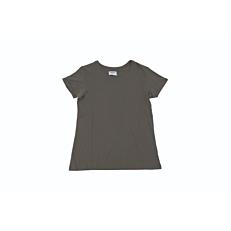 T-Shirt  ZEDEM γυναικείo κοντομάνικο φλάμμα χακί (S-XXL)