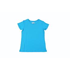 T-Shirt  ZEDEM γυναικείo κοντομάνικο τυρκουάζ (S-XXL)