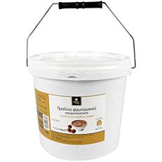 Πραλίνα MASTER CHEF φουντουκιού ζαχαροπλαστικής (5kg)