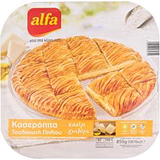 Κασερόπιτα ALFA τσαλακωτή κατεψυγμένη (850g)