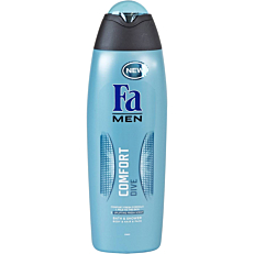 Αφρόλουτρο FA Men Comfort Dive (750ml)