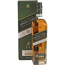 Ουίσκι JOHNNIE WALKER Green 15 ετών (700ml)