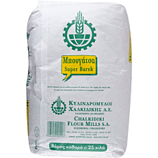 Αλεύρι SUPER BUREK για μπουγάτσα (25kg)