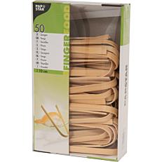 Λαβίδες bamboo 10cm (50τεμ.)