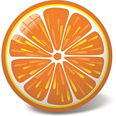 Μπάλα πορτοκάλι 23cm