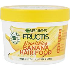 Μάσκα μαλλιών GARNIER FRUCTIS hair food μπανάνα (390ml)