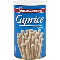 Πουράκια ΠΑΠΑΔΟΠΟΥΛΟΥ Caprice με βανίλια (250g)
