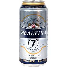 Μπύρα BALTIKA 7 (900ml)